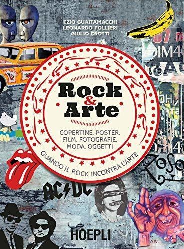 rock & arte. copertine, poster, film, fotografie, moda, ogg