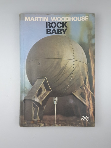 rock baby - martin woodhouse