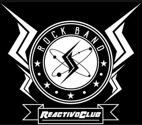 rock band covers reactivo