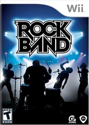 rock band - nintendo wii (solo juego)
