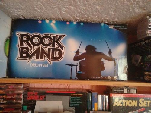 rock band nuevo en caja xbox 360