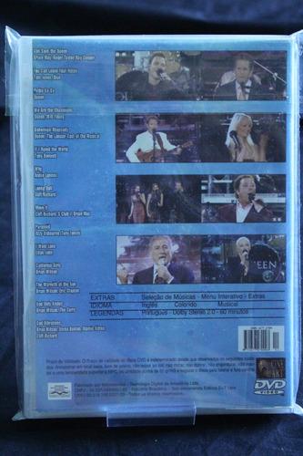 rock concert - brian wilson ozzy osbourne queen dvd raro