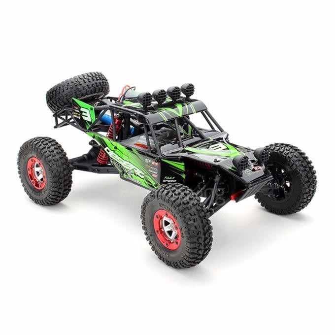 rock crawler buggy off road desierto 4x4 rc 1 12 feiyue. Black Bedroom Furniture Sets. Home Design Ideas