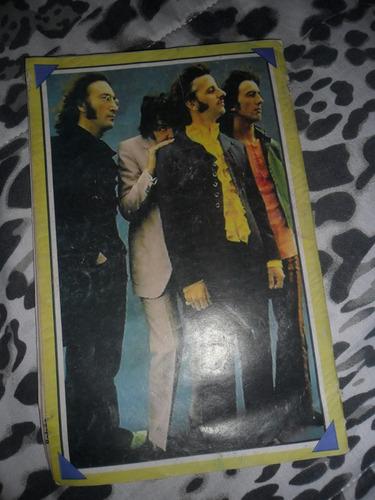 rock extra beatles - edição especial com poster e história