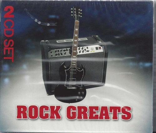 rock greats - badfinger - bee gees - box lacrado