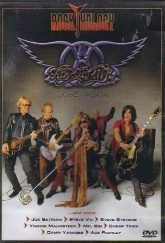 rock hology aerosmith axe man dvd lacrado