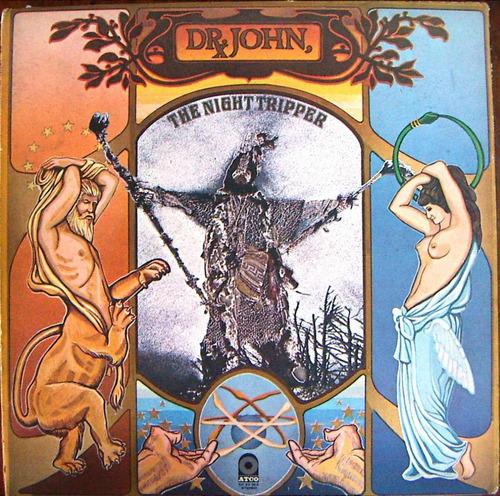 rock inter, dr. john, the night tripper, lp 12´,