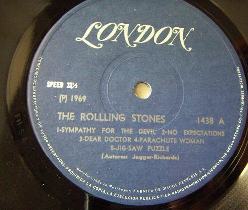 rock inter, the rolling stones, beggars banquet, lp 12´, mdn