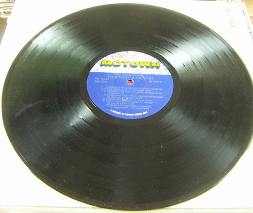 rock inter, the supremes, the four tops lp12´,hecho en u.s.a