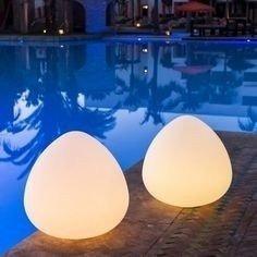 rock lámpara led bluetooth de interior y exterior