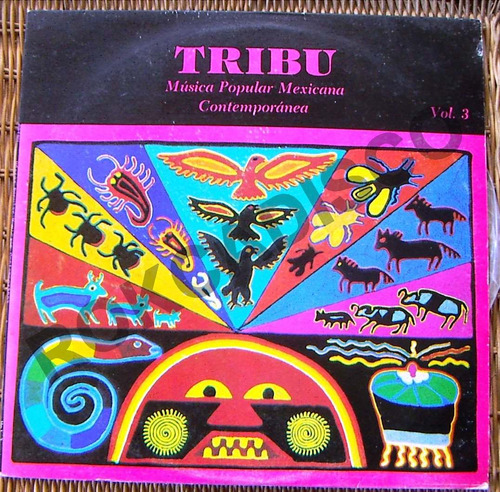 rock mexicano, tribu, música popular mexicana, lp 12´, lbf