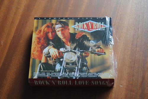 rock n roll love song 3cds box set alemania no se hace envío