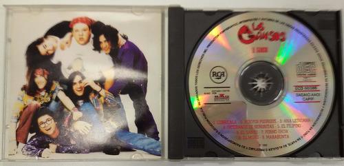 rock nacional cd los gansos rarisimo