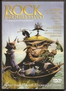 rock progressivo dvd original