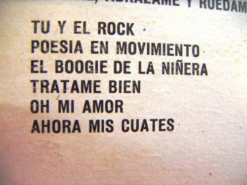 rock, rock, rock rock,