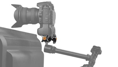rock solid cámara plataforma