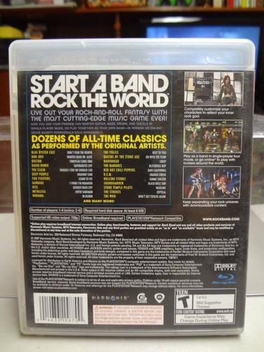 rockband ps3 envio gratis