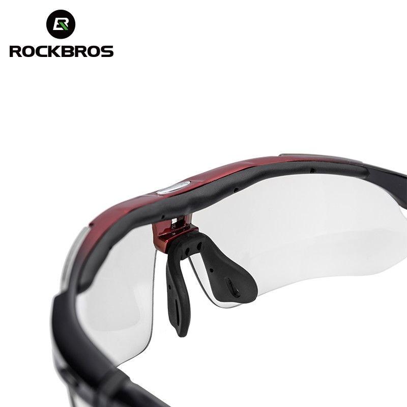 24e1294fec rockbros polarizado ciclismo gafas de sol moto... (red). Cargando zoom.