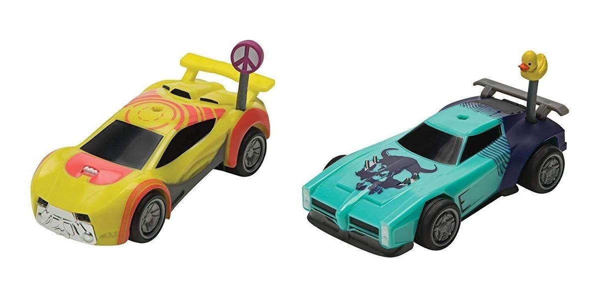 Rocket League Battle-car Mystery Garages Serie 1 Paquete De