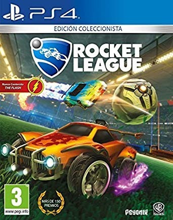 rocket league edición de colección ps4