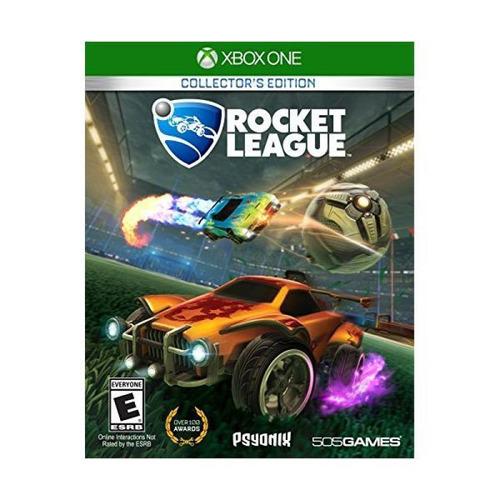 rocket league: edición de colección - xbox one