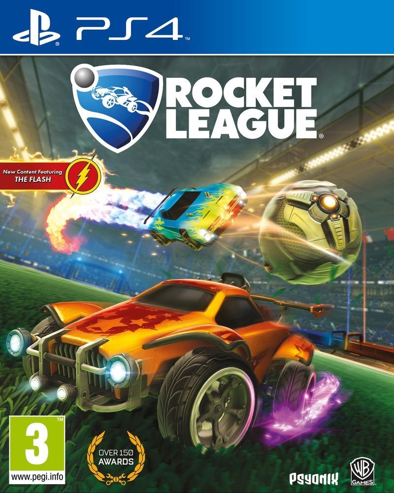 Rocket League Sin Internet Juego Digital Ps4 Bumsgames Bs