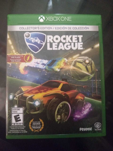 rocket league xbox one fisico