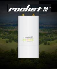 rocket  m5 ubiquiti 5ghz 802.11a/n 500mw  2x2 mimo airmax
