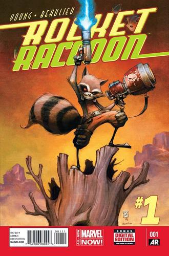 rocket raccoon vol 2 cómics digital español