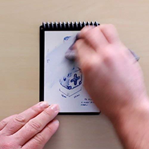 rocketbook everlast minicuaderno inteligente reutilizable,