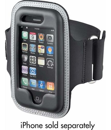 rocketfish funda de banda brazo iphone 3g