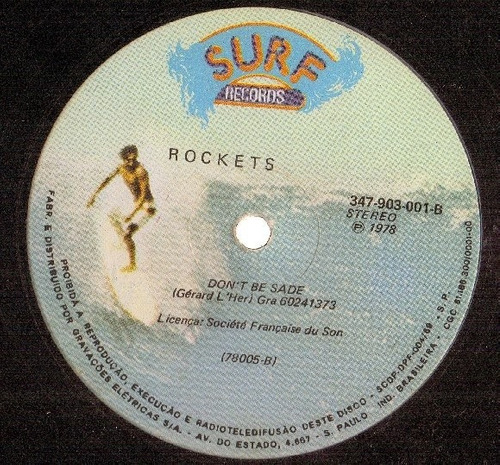 rockets     12 single  space rock
