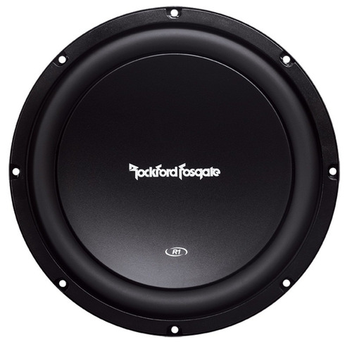 rockford fosgate  r1s4-12 sub  alta eficiencia checa video!!