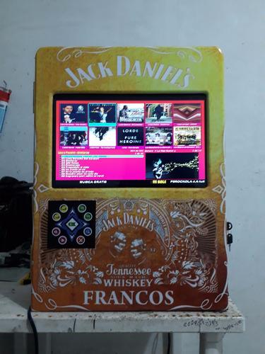 rockola karaoke pared 19 . dd 2tb, , mas de 280 mil archivos
