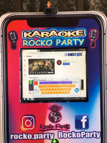 rockola karaoke, renta