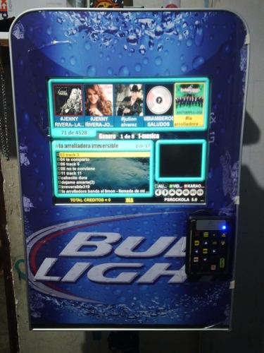 rockola karaoke tripie 1 tera