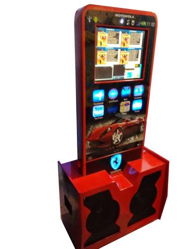 rockola touch oferta karaoke, musica y video con wifi