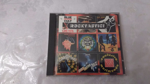 rocktastic cd original