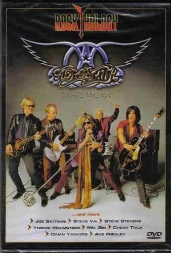 rockthology aerosmith dvd
