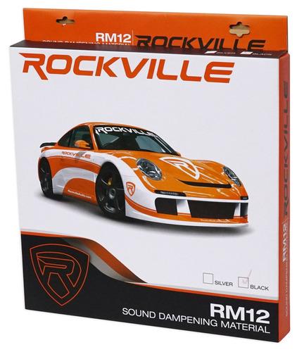 rockville rm12-b trunk lid, 2-door sound