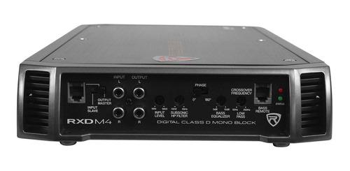 rockville rxd-m4 6000 watt mono class d 1-ohm