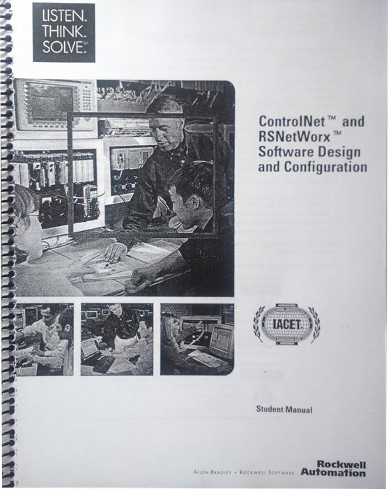 Rockwel, Controlnet Y Rsnetworkx Diseño Y Configuracion