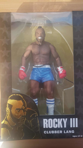 rocky 3 - figura clubber lang