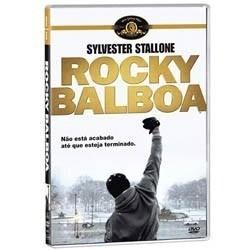 rocky balboa dvd lacrado original sylvester stallone