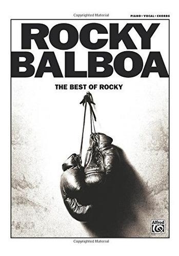 rocky balboa lo mejor de rocky pianovocalchords