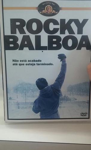 rocky balboa -stallone -dvd
