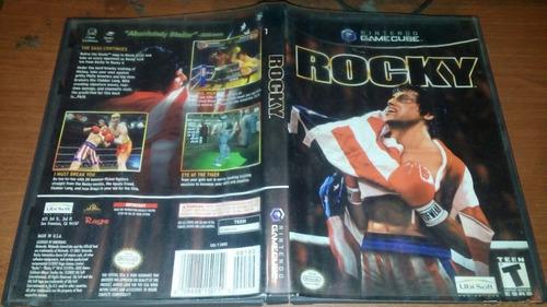 rocky gamecube