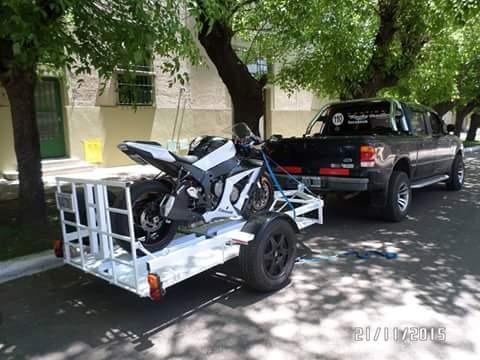 rocky trailers, para utv, atv, motos ,