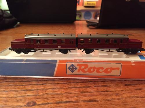 roco 23010 escala n sin uso