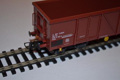 roco 47208 vagón abierto tipo gondola eaos italiano h0